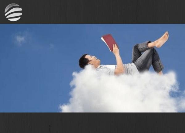 Les nuages viennent des livres