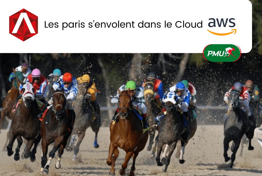 Les paris s'envolent dans le Cloud